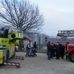 Eichmessen Urdorf 2012